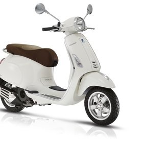 Vehicles 2018 Vespa Primavera 150 White