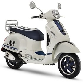 Vehicles Vespa, 2018 GTS300 Yacht Club Edition