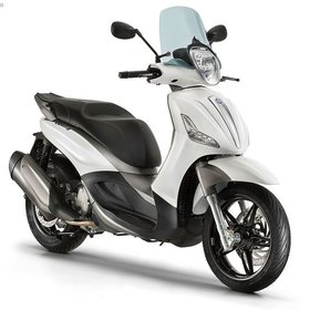 Vehicles Piaggio, 2019 BV350 ABS/ASR White