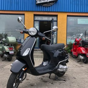 Vehicles 2007 Vespa LX150 Black w/8173km