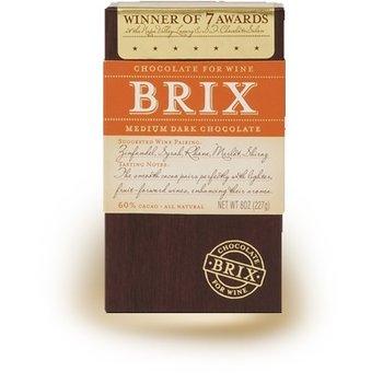 Brix Brix Chocolate Medium Dark 8 oz