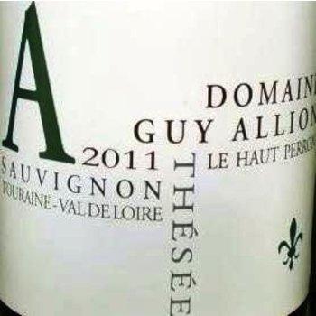 Dm Guy Allion Domaine Guy Allion Sauvignon-Blanc 2015  Loire, France