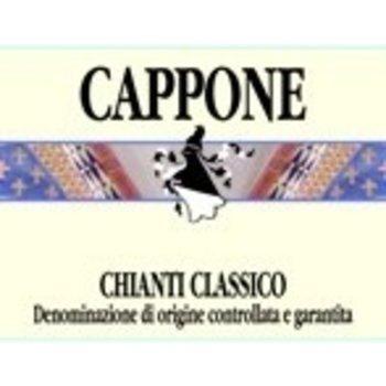 Cappone Cappone Chianti Classico 2013<br />Chianti, Italy