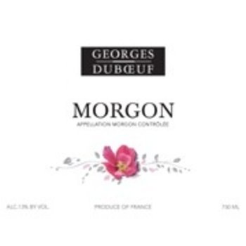 Drouhin George Duboeuf Flower Morgon 2014<br />
