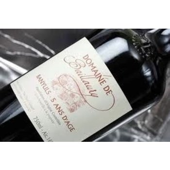 Abbe Rous Baillaury Banyuls 5 Ans Abbe Rous<br />
