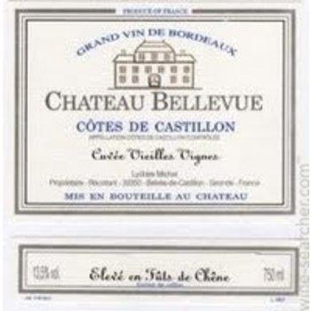 Ch Bellevue Ch Bellevue Cuvee Vieilles-Vignes-2014  Bordeaux, France