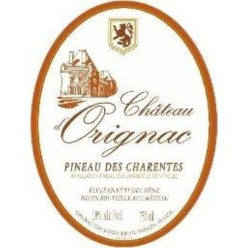 Ch d&#039;Orignac Ch D&#039; Orignac Pineau Des Charentes<br />France
