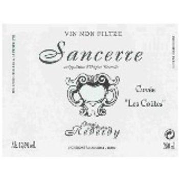 Dm Reverdy Pascal &amp; Nicolas Reverdy &quot;Les Coutes&quot; Sancerre 2015<br /> Loire, France