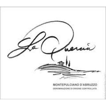 La Quercia La Quercia Montpulciano di Abruzzo 2014<br />ORGANIC<br />Abruzzo-Tuscany