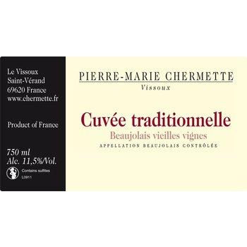 Chermette Pierre Marie Chermette V V Cuvee Tradition 2014<br />Beaujolais, France