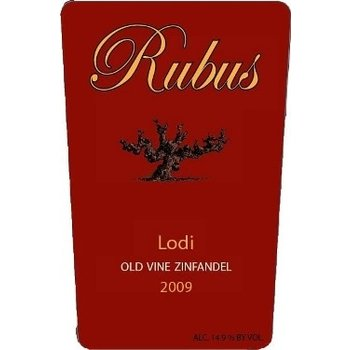 Rubus Rubus Old Vine Zinfandel 2013<br />Lodi, California