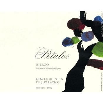 Descendientes de Jose Palacios Descendientes de Jose Palacios-Petalos 2013  Bierzo, Spain 91pts-WS