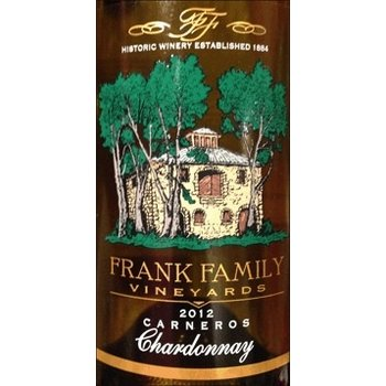 Frank Family Frank Family Chardonnay 2014<br />Napa Valley, California