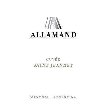 Allamand Allamand Cuvee St. Jeannet 2015-Mendoza, Argentina