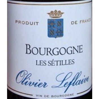 Leflaive Olivier Leflaive Bourgogne Les Setilles 2015<br />Burgundy, France