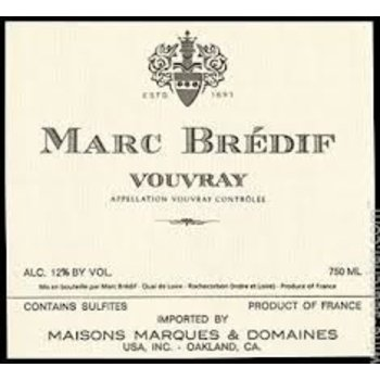 Marc Bredif Marc Bredif Vouvray 2015<br />