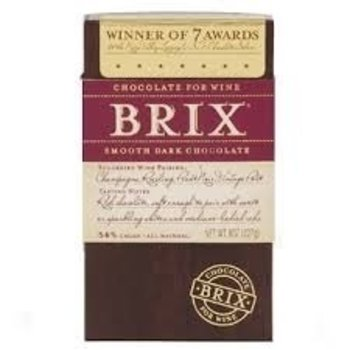 Brix Brix Smoth Dark Chocolate 8oz