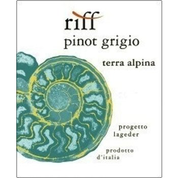 Riff Riff Pinot Grigio 2017<br />Italy
