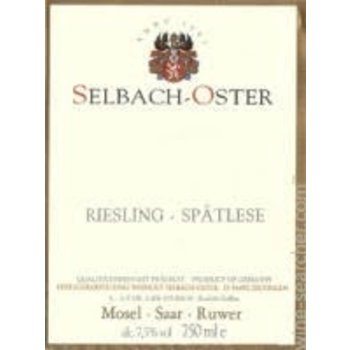 Selbach-Oster Selbach-Oster Riesling-Spatlese-2015  Mosel, Germany