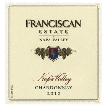Franciscan Franciscan Estate Chardonnay 2015  <br /> Napa, California