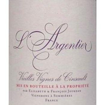 L&#039;Argentier L&#039;Argentier Vieilles Vignes Cinsault  2014 <br /> Sommières, France