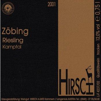 Hirsch Hirsch Riesling Zobing Kamptal-2013