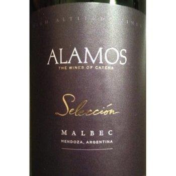 Alamos Alamos Seleccion Malbec 2015 Mendoza, Argentina