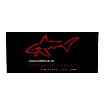 Greg Norman Greg Norman Estates Cabernet-Merlot 2014  Limestone Coast-Australia  90pts-WS