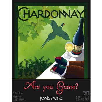Fowles Fowles Are you Game Chardonnay-2013