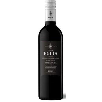 Eguia Vina Eguia Tempranillo 2010 Rioja-Span