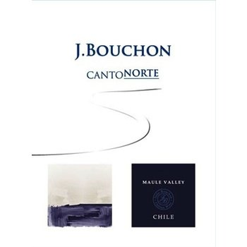 J.Bouchon J.Bouchon Canto Norte Red 2012<br />