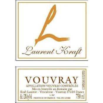 Laurent Kraft Laurent Kraft Vouvray 2015<br />Loire, France