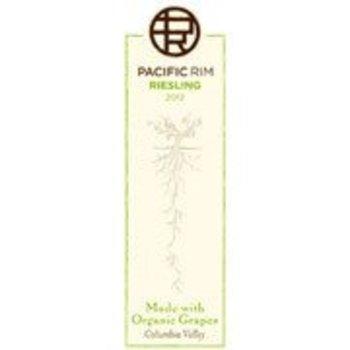Pacific Rim Pacific Rim Riesling Organic 2012