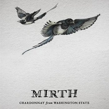 Corvidae Owen Roe Corvidae Mirth-Chardonnay 2013-Washington State