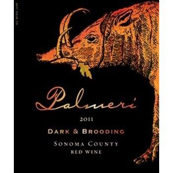 Palmeri Palmeri Dark & Brooding Red 2012-Sonoma, California-90pts-WE