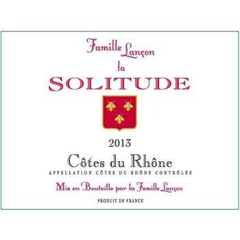 Dm Solitude Dm de La Solitude Cotes-du-Rhone Blanc 2015  Rhone, France