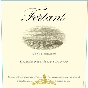 Fortant Fortant Cabernet Sauvignon 2014-Languedoc, France