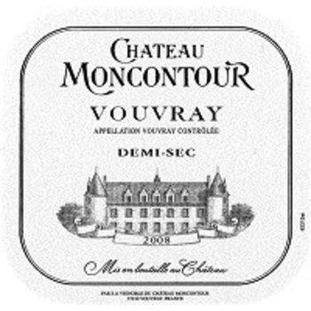 Ch. Moncontour Ch. Moncontour Demi-Sec Vouvray-2015  Loire, France