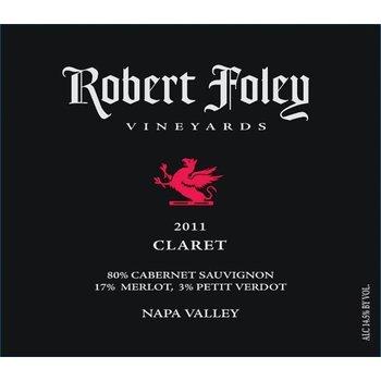Robert Foley Robert Foley Claret 2013  Napa-California   96pts-RP