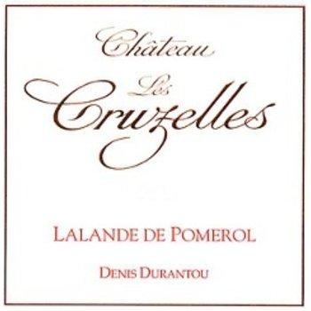 Ch les Cruzelles Château les Cruzelles Lalande de-Pomerol Denis Durantou 2012-Bordeaux, France
