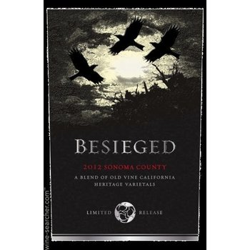 Ravenswood Ravenswood Vineyard Besieged-Red Blend 2014  Sonoma-California