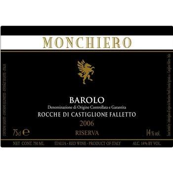 Monchiero Monchiero Barolo 2010<br />Piedmont, Italy