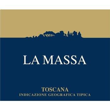 La Massa La Massa Red 2014  Tuscany, Italy