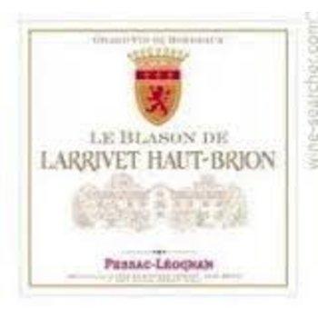 Ch Larrivet Le Blason De Larrivet Haut-Brion-2009  Bordeaux, France