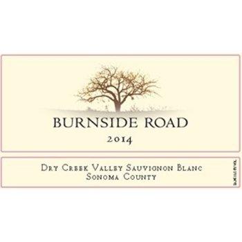 Burnside Road Burnside Road Sauvignon Blanc 2016  Dry Creek Valley Sonoma County, California
