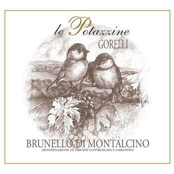 Le Potazzine Le Potazzine Brunello di-Montalcino 2011   Tuscany-Italy