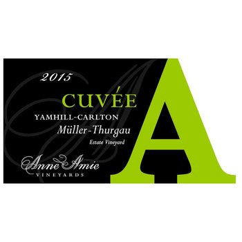 Anne Amie Vineyard Anne Amie Vineyard Muller-Thurgau Estate Vineyard Cuvee-A-2015