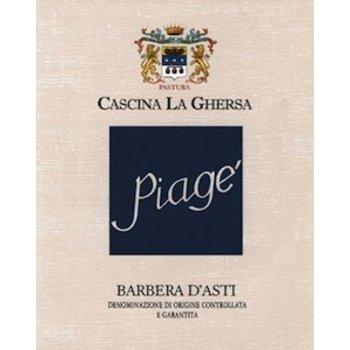 Cascina La Ghersa Cascina La Ghersa Piage Barbera D'Asti 2014  Italy