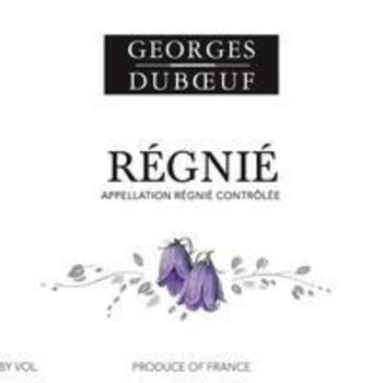 Duboeuf Georges Duboeuf Flower-Regnie-2014  Beaujolais, France