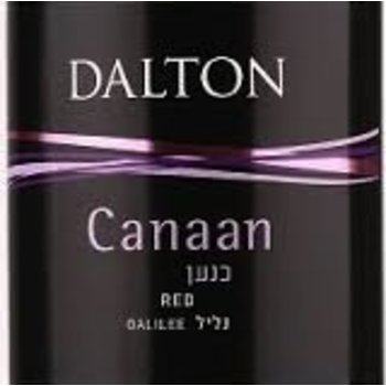 Dalton Dalton Canaan Red Galilee 2014-Kosher